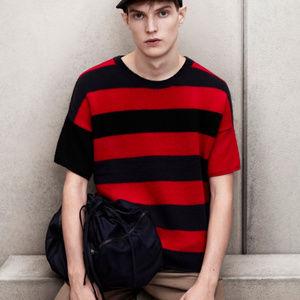 MARNI x H&M striped Cashmere sweater unisex